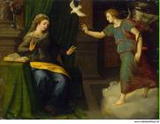 Coxie Michiel van Annunciation - Hermitage